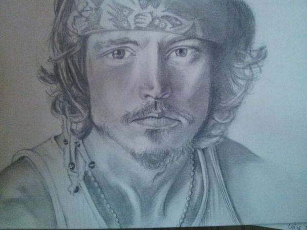 Johnny Depp by Quiva